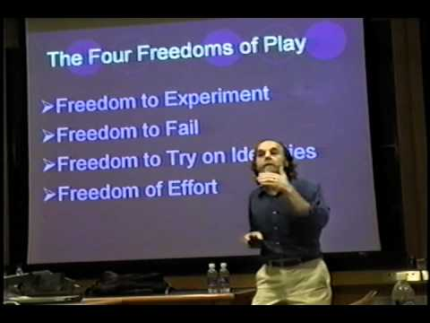 Four Freedoms of Play
