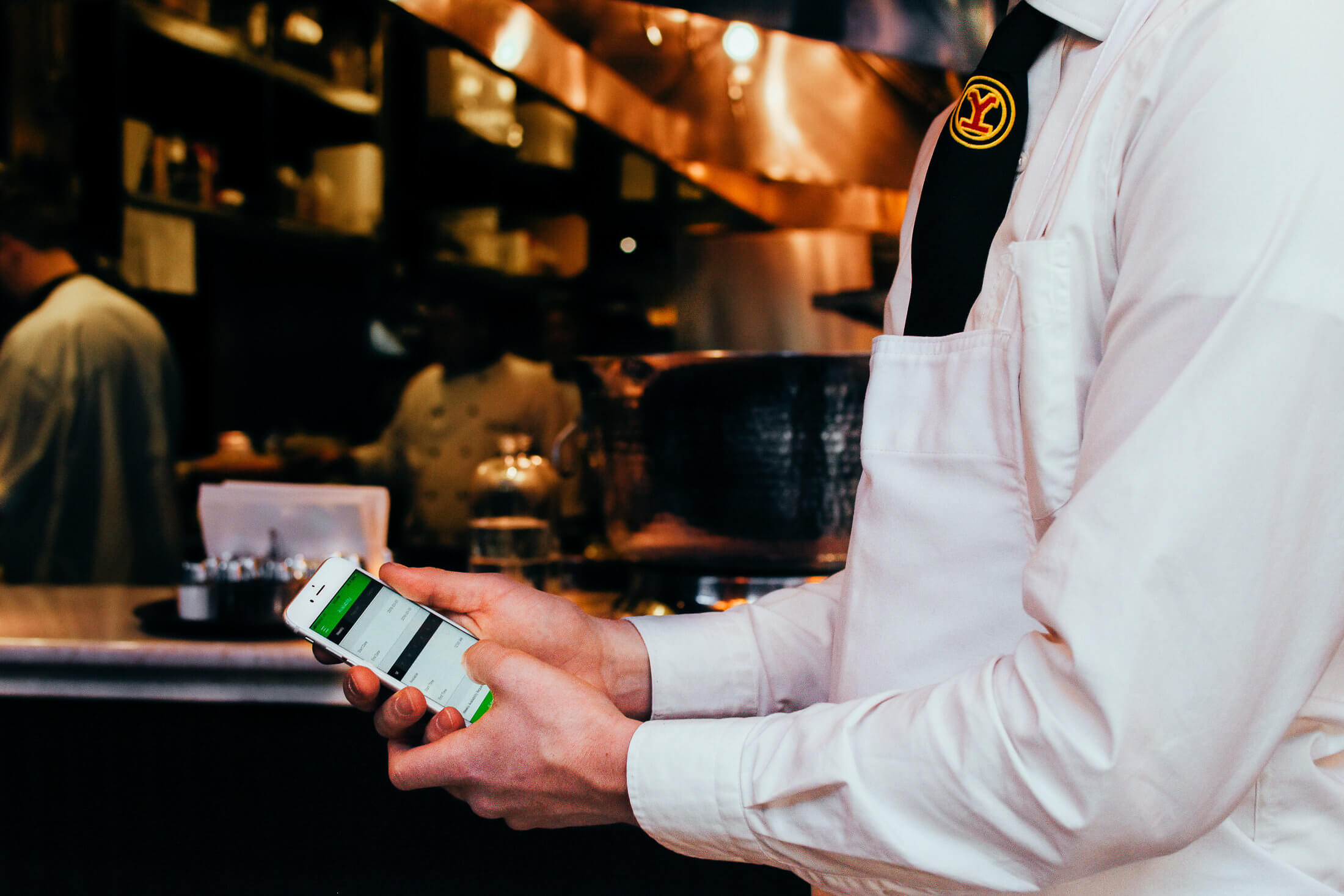 Technology Disrupting the Restaurant Industry