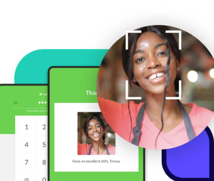 Push offers facial recognition & customizable clock ins