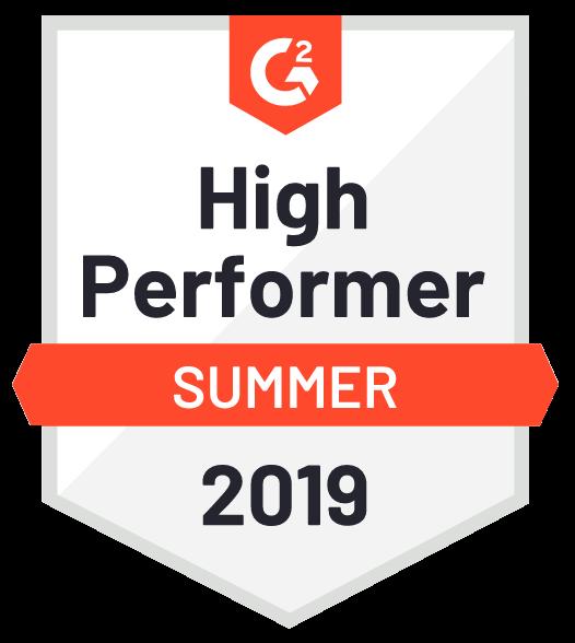 Push - High performer of summer 2019