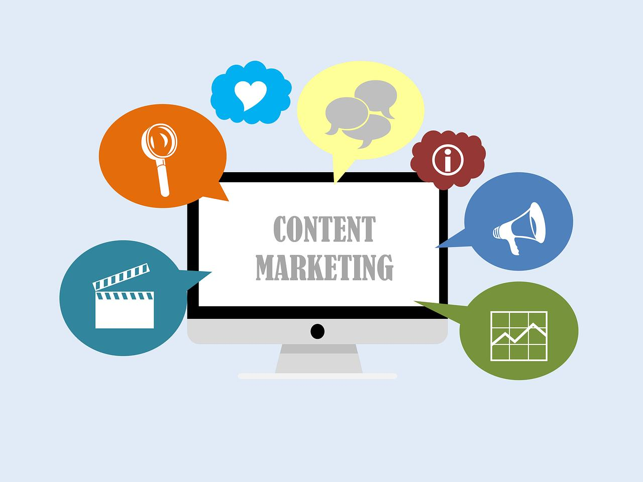 Content marketing as a powerful small business tip