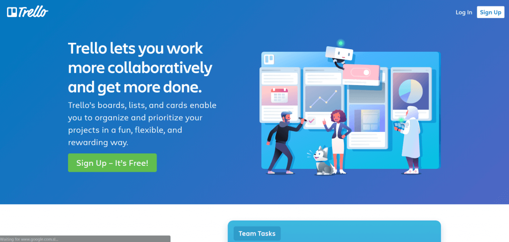 Product that sells itself: Trello as an example