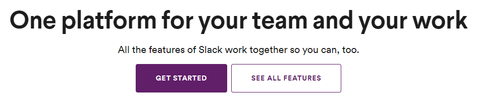 Product that sells itself: Slack as an example