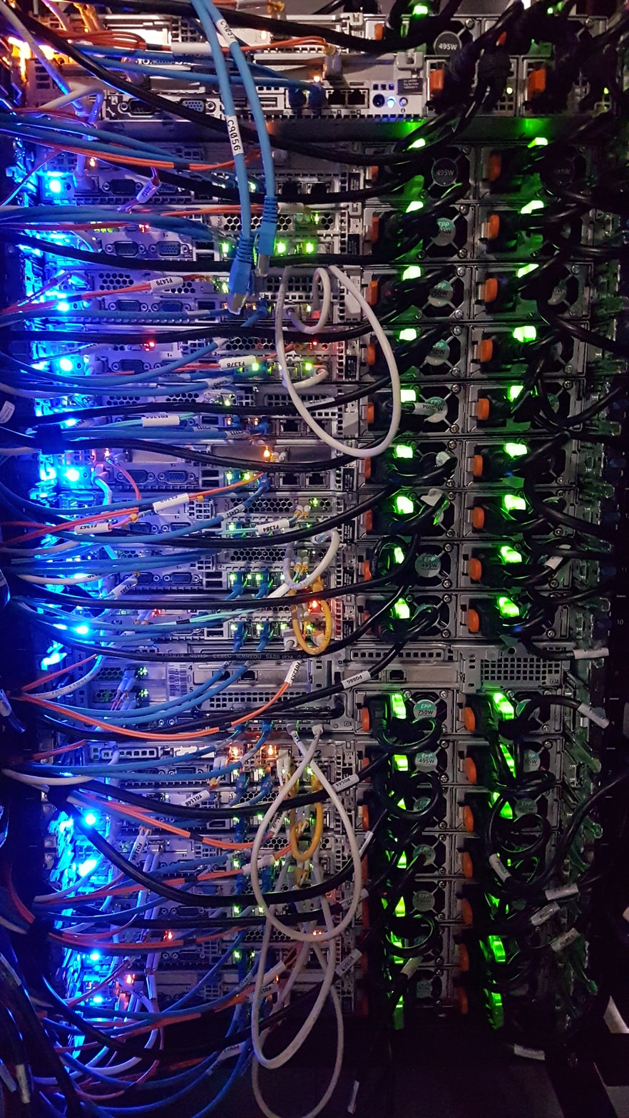 supercomputer image