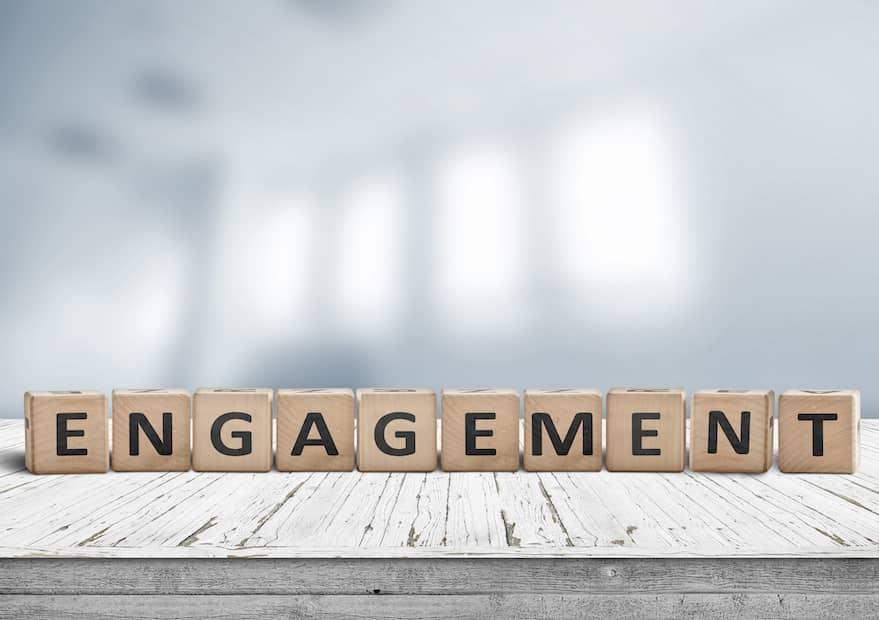 La importancia de invertir en el compromiso de los empleados