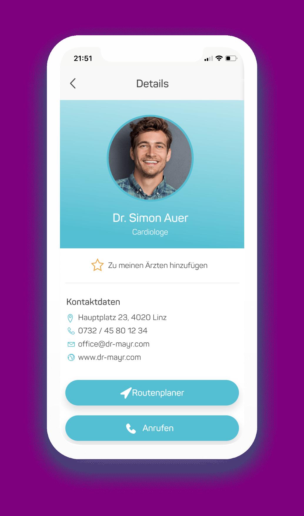 Online Arztverzeichnis