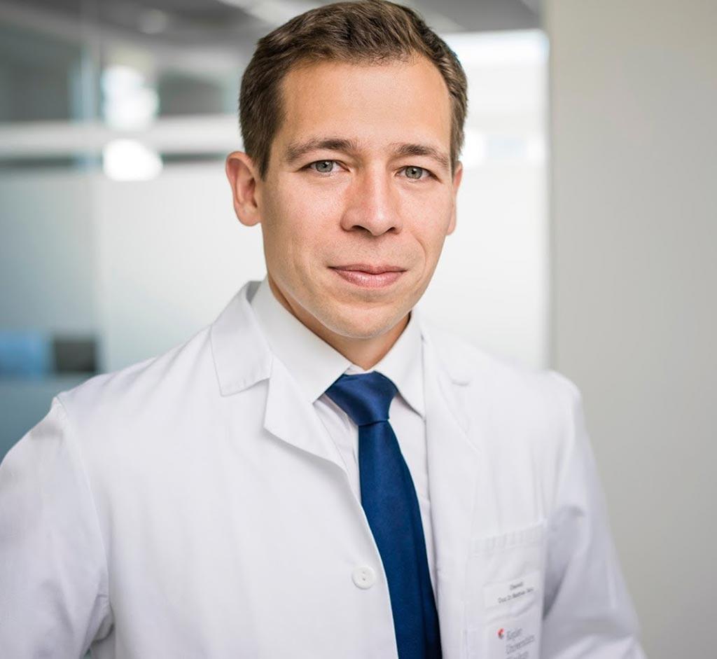 Dr. Matthias Bolz, Kepler Universitätsklinikum