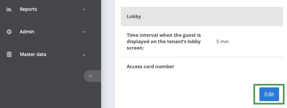 Singu Guestbook settings