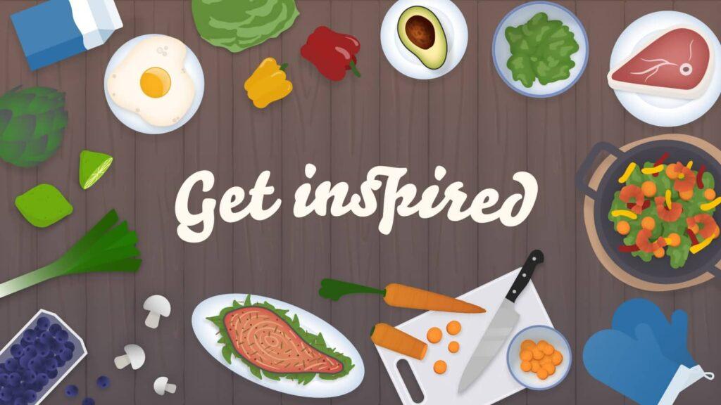 LET'S GET INSPIRED!
