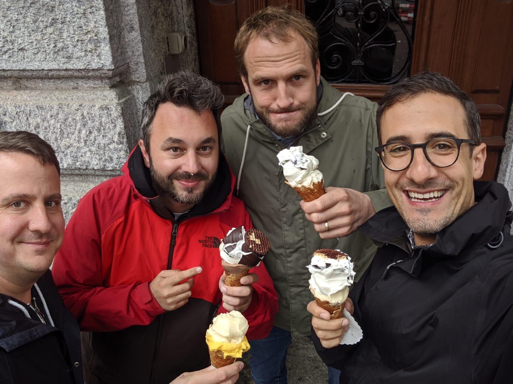 bring! screams Ice Cream