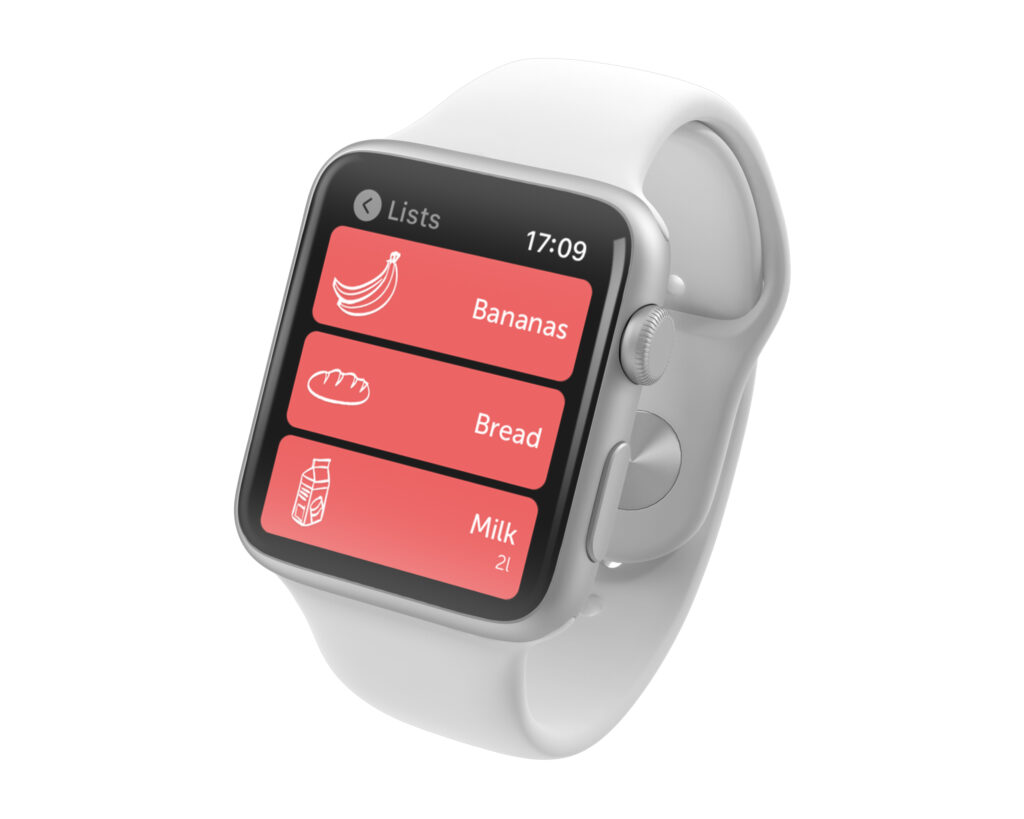 BRING! FOR APPLE WATCH