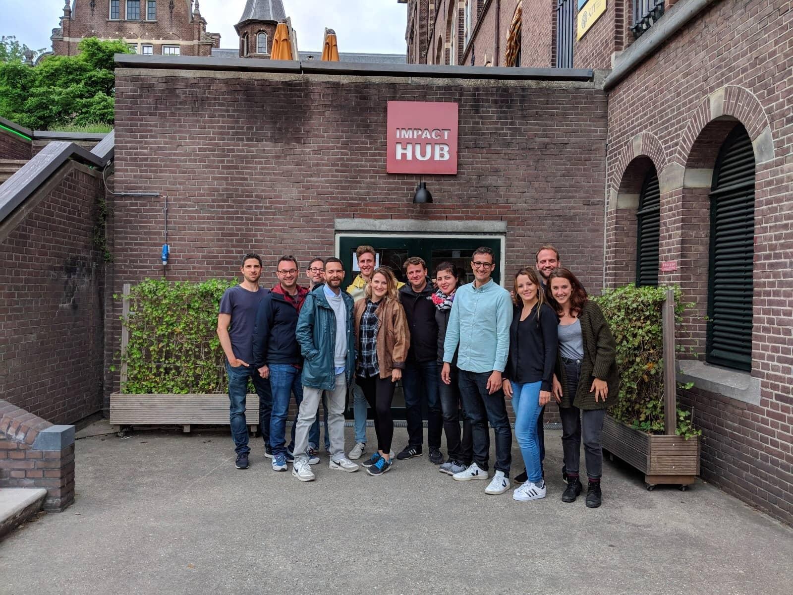 Bring! in Amsterdam