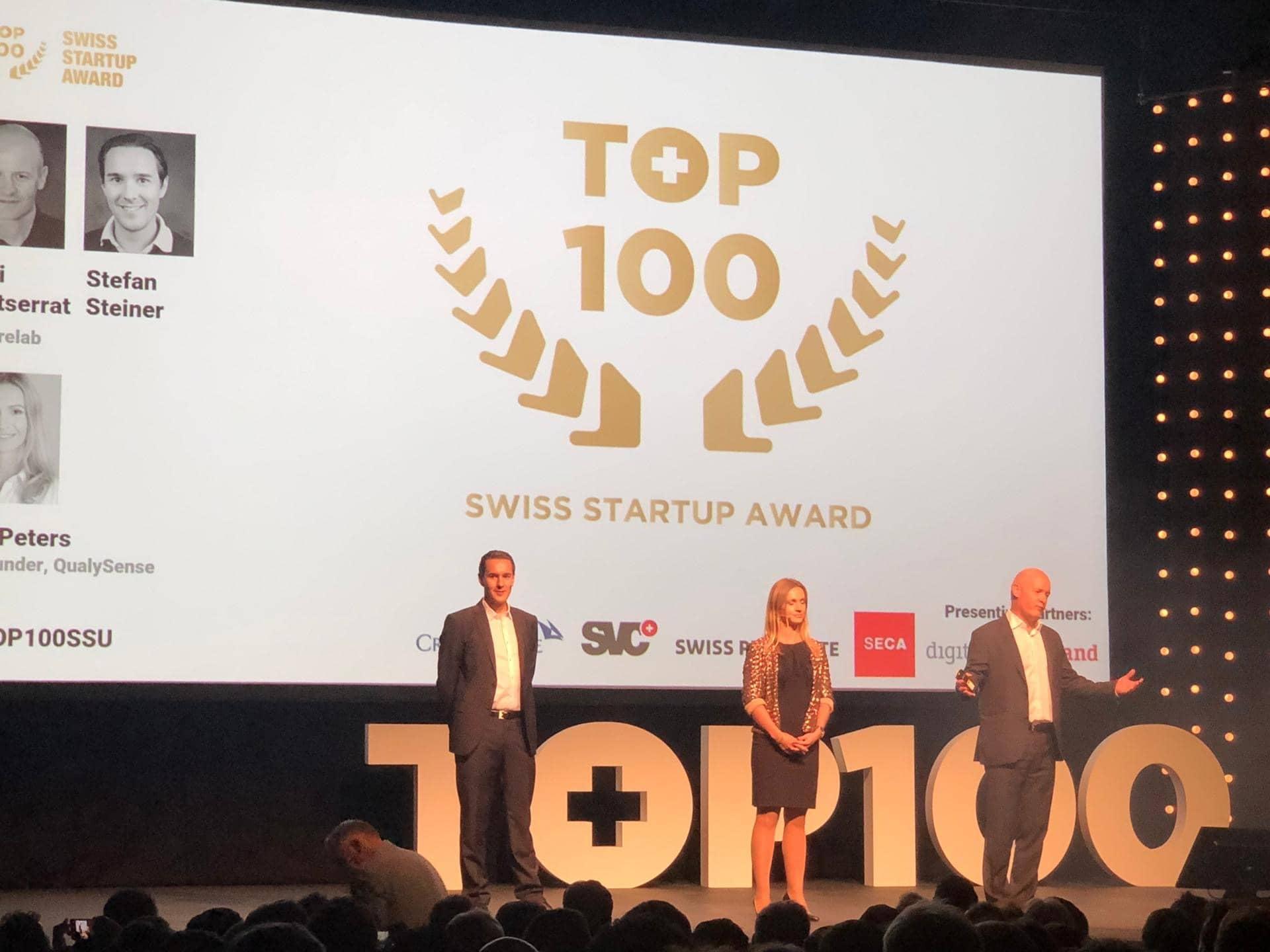 Bring!@Swiss Startup Awards