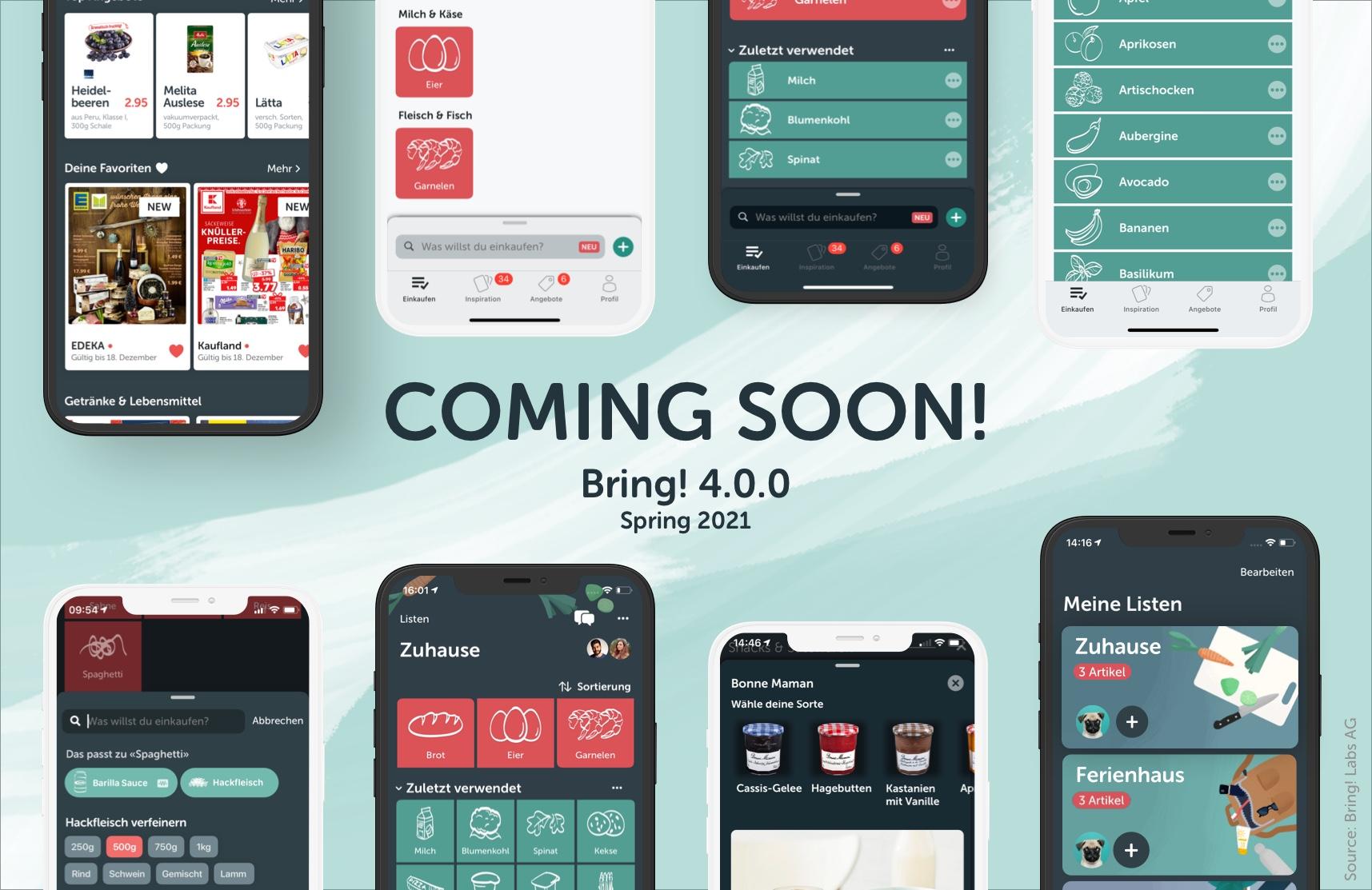 shopping-list-app-update-personalization
