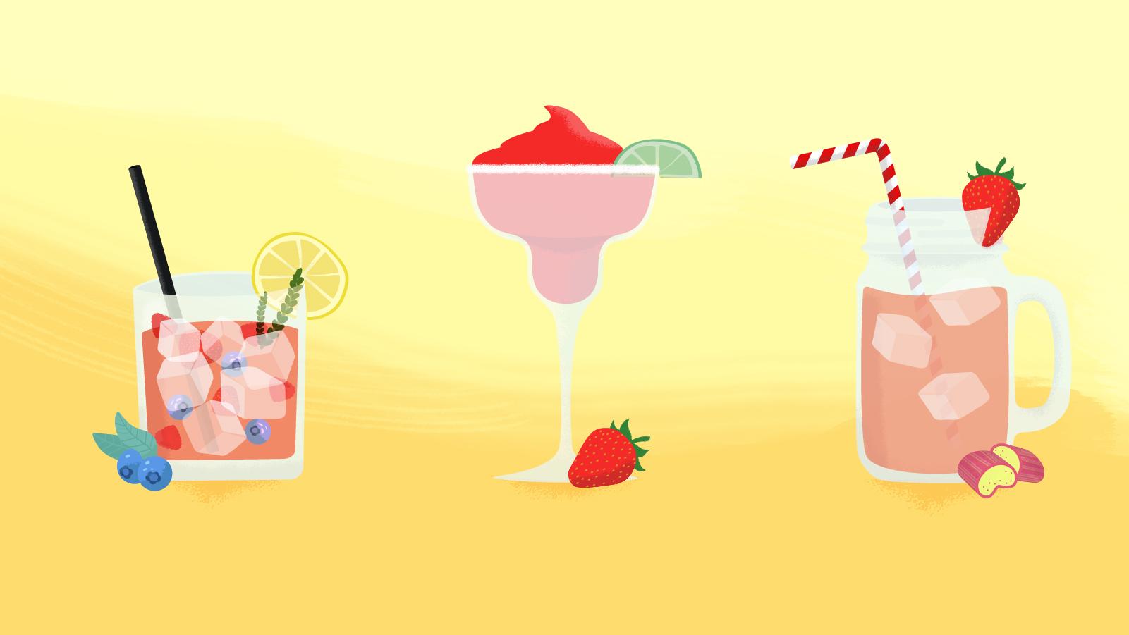 REFRESHING: THE BRING! SUMMER DRINKS 2021