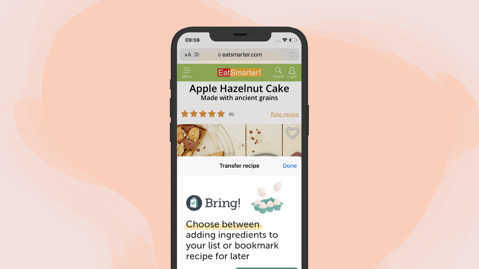 NEW BRING! FEATURES FOR iOS15