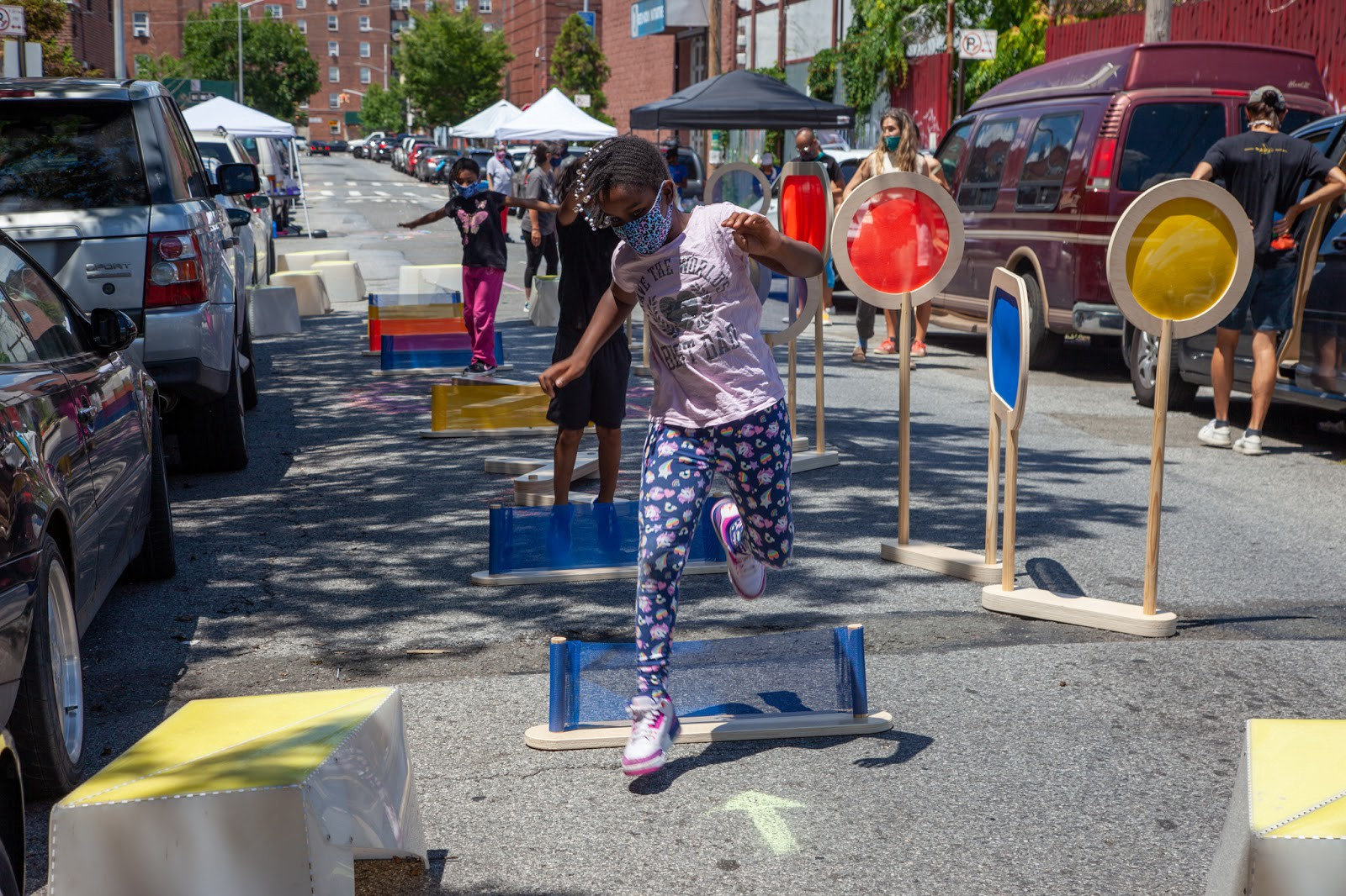 Supporting Play Streets in NYC