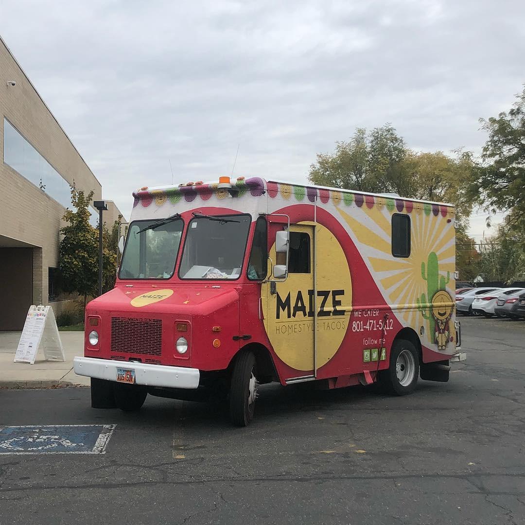 Salt Lake City food truck