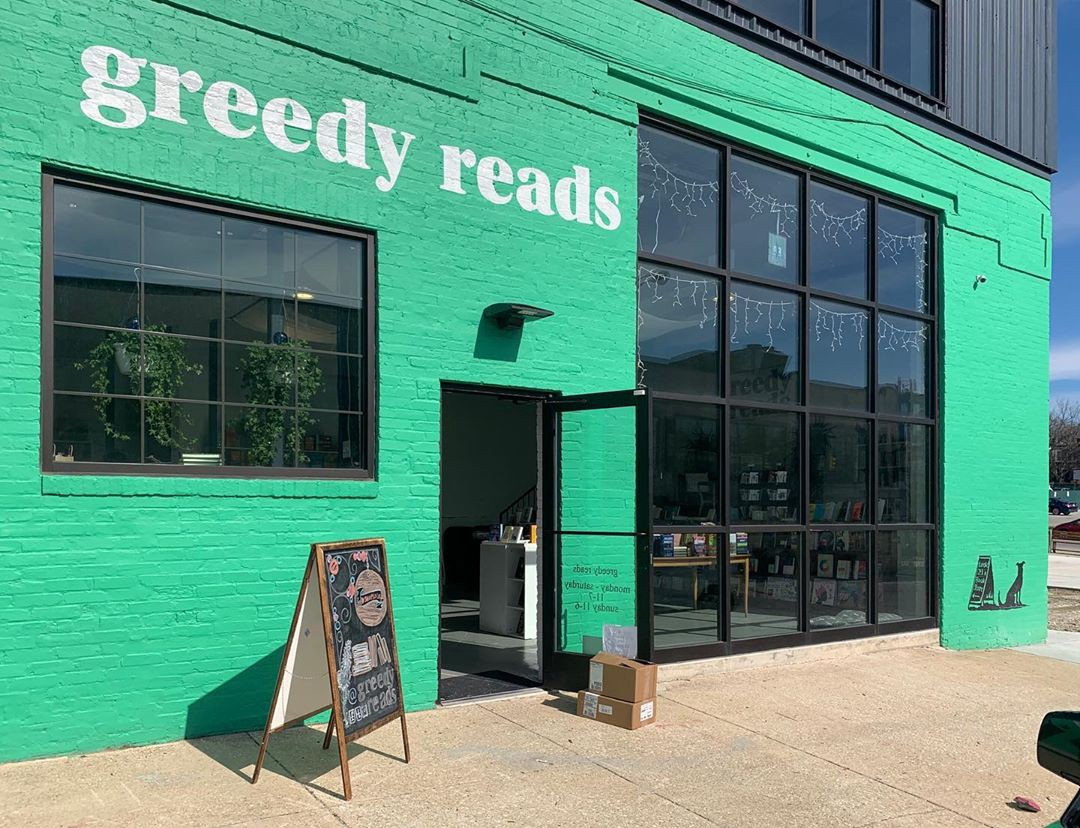 Greedy Reads in Baltimore