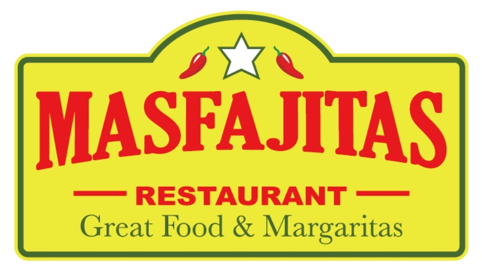 Masfajitas Tex-Mex and Mexican Restaurant Logo
