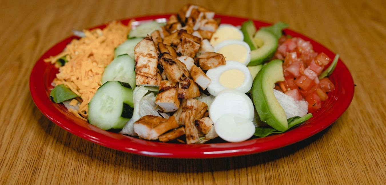 Masfajitas Tex-Mex and Mexican Masfajitas Salad