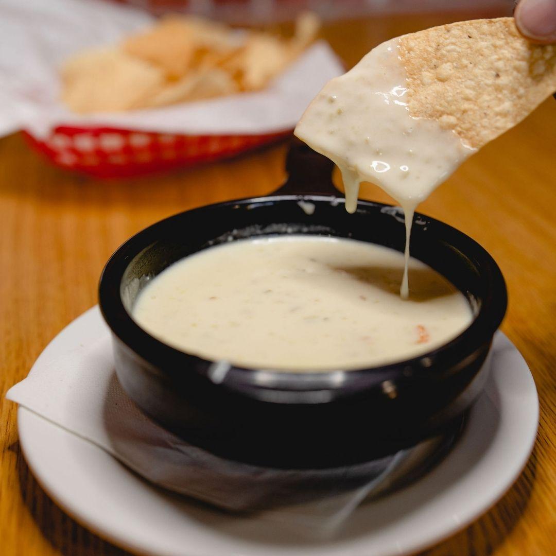 Masfajitas Tex-Mex and Mexican Queso Blanco