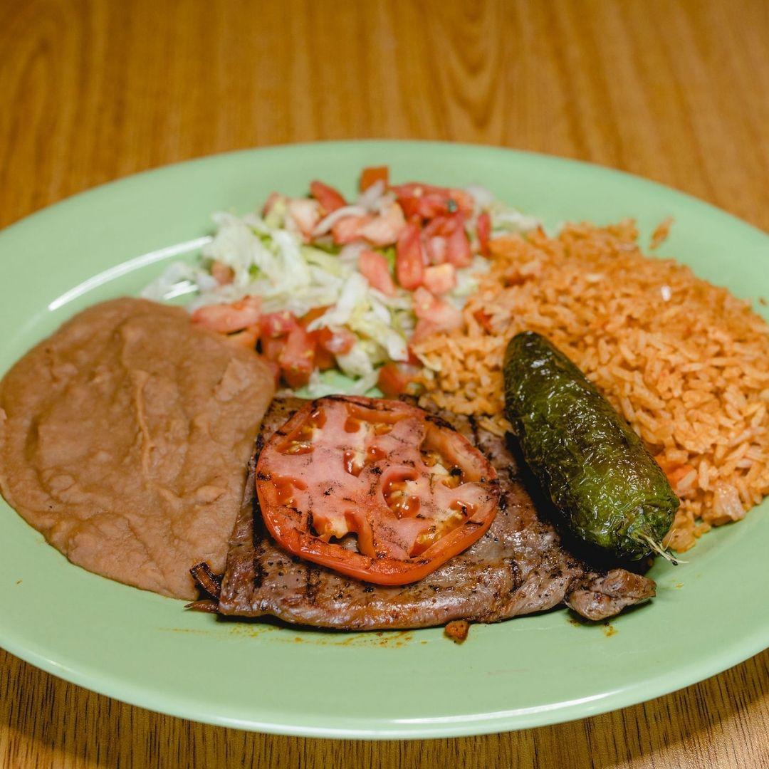 Masfajitas Tex-Mex and Mexican Steak Ranchero
