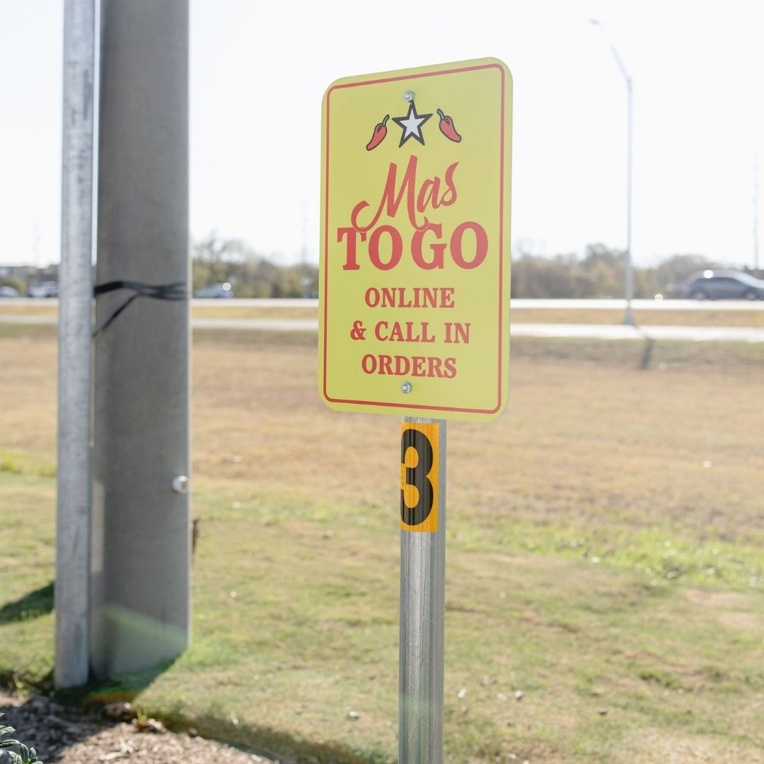 Masfajitas Tex-Mex and Mexican Restaurant Curbside To Go Pick-up