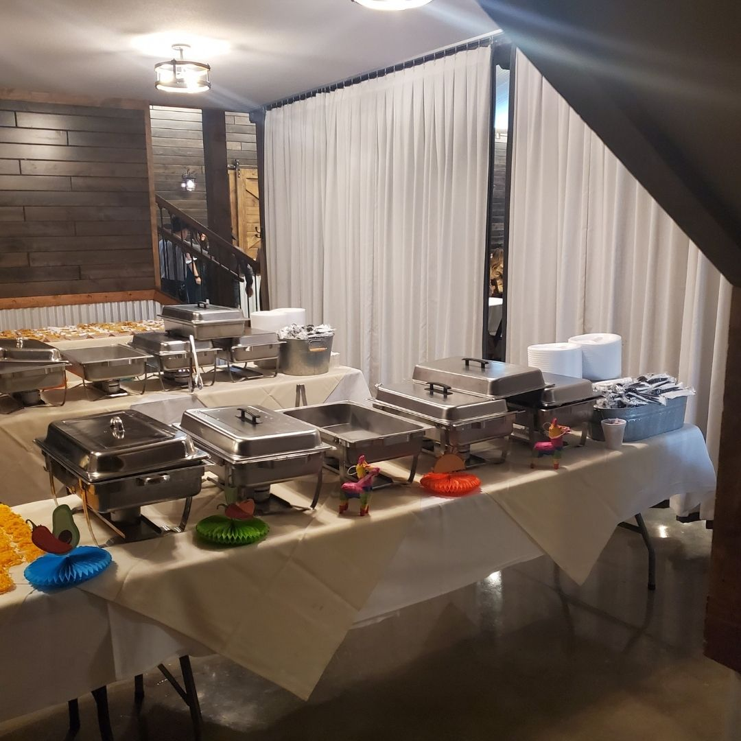 Masfajitas-Caldwell Tex-Mex and Mexican Catering Event