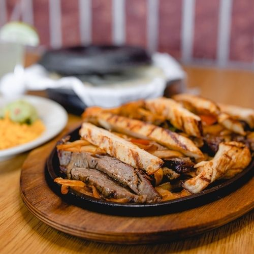 Masfajitas-Georgetown Tex-Mex and Mexican Restaurant Combo Fajitas