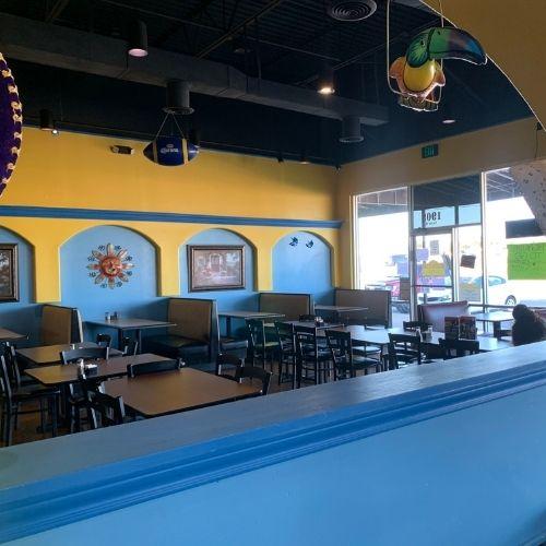 Masfajitas Killeen Tex-Mex and Mexican Restaurant Inside