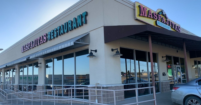 Masfajitas Killeen Tex-Mex and Mexican Restaurant Outside