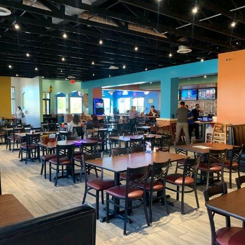 Masfajitas Taylor Tex-Mex and Mexican Restaurant Inside Corner