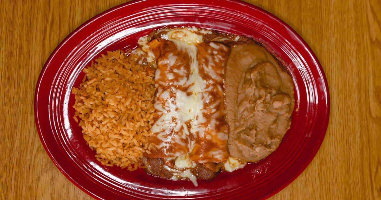 Masfajitas Tex-Mex and Mexican Restaurant Lunch Menu