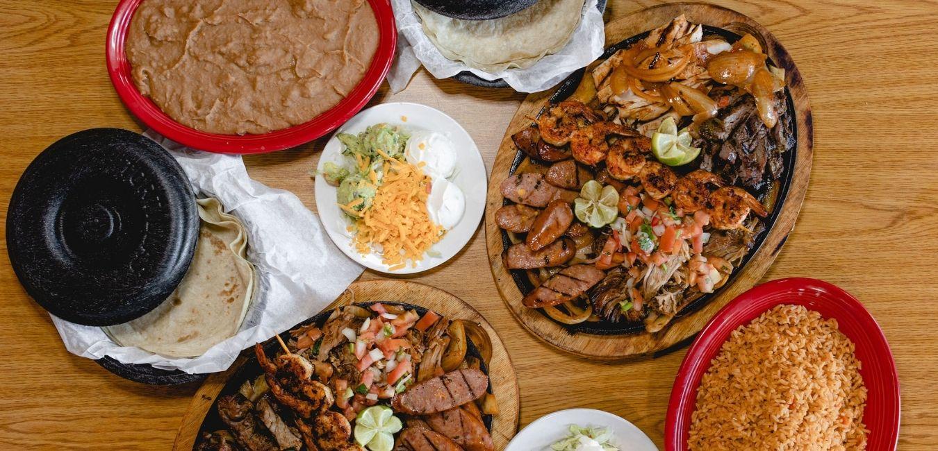 Masfajitas Tex-Mex & Mexican Fajitas