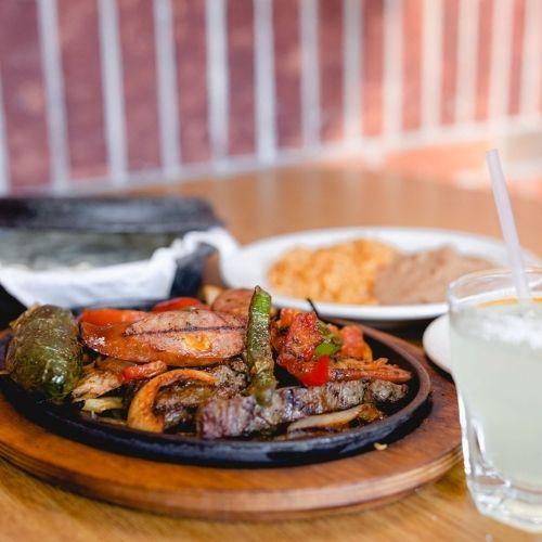 Masfajitas Tex-Mex & Mexican Spicy Cowboy Fajitas