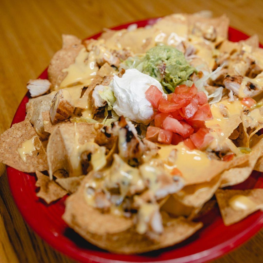 Masfajitas Tex-Mex and Mexican Restaurant Nachos