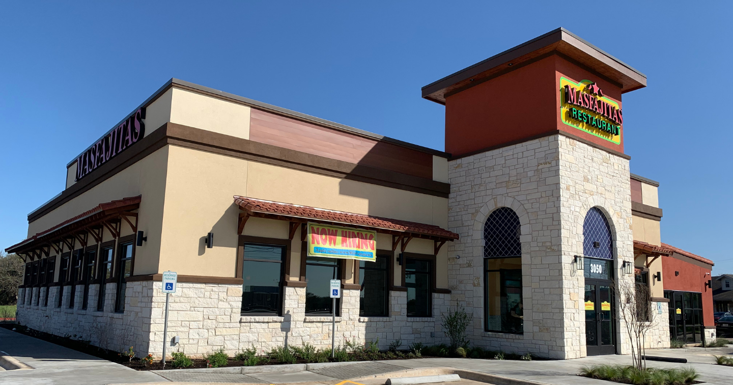 Masfajitas-Round Rock Tex-Mex and Mexican Restaurant Outside