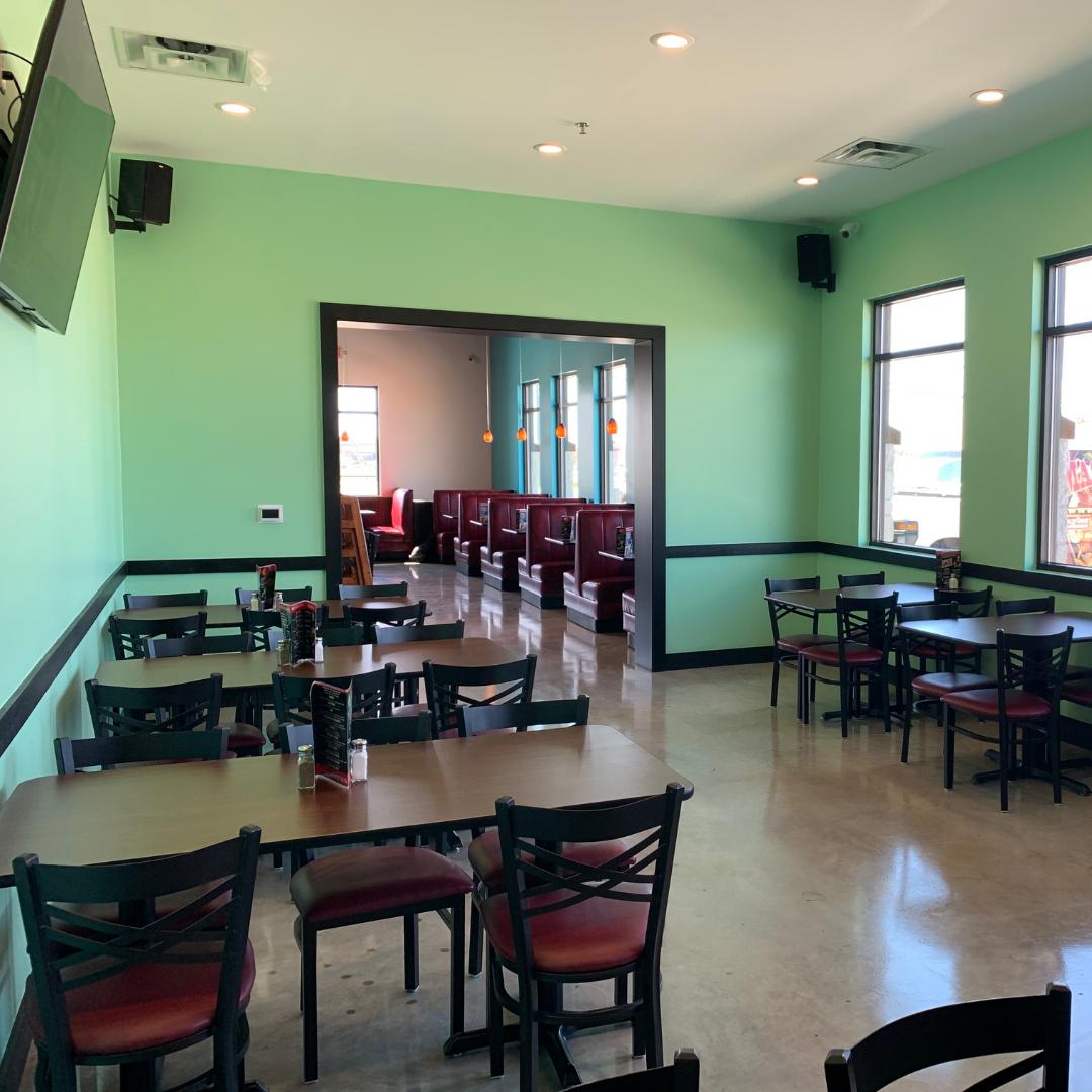 Masfajitas-Round Rock Tex-Mex and Mexican Restaurant Outside Patio
