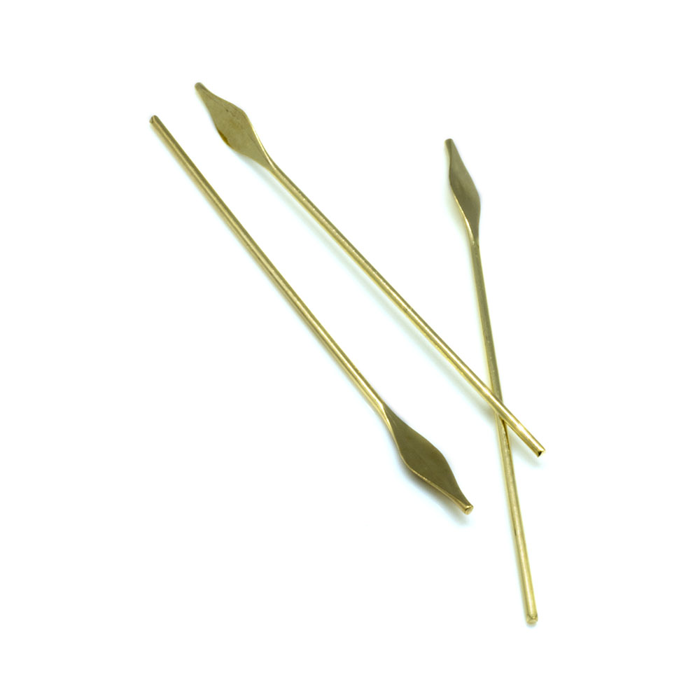 Paddle Pins Pointed - 23 Gauge - 3.8cm - 10pc