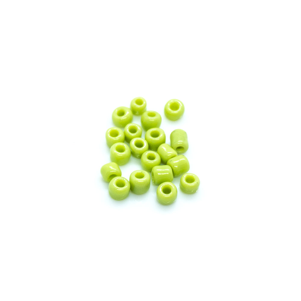 No.11 Opaque Seed Beads - 6g