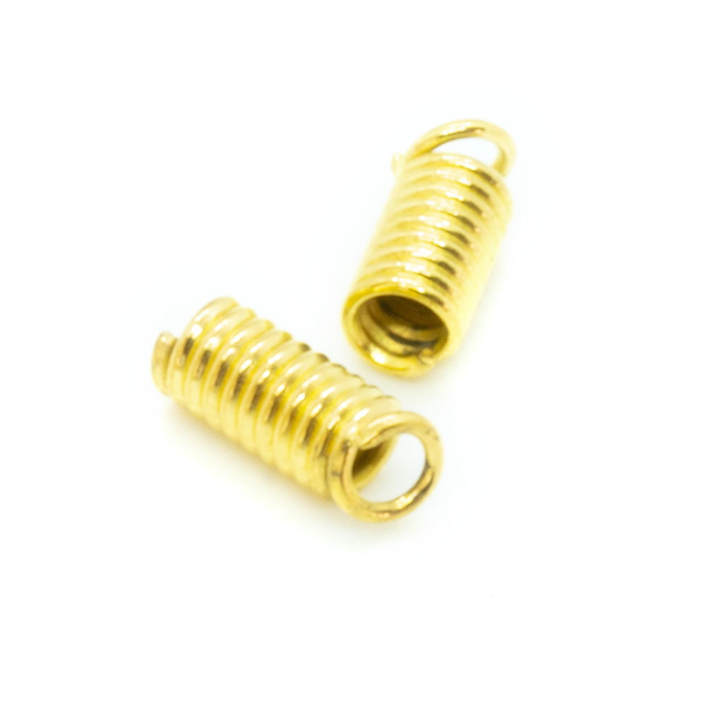 Spring Coil End 3mm x 7mm