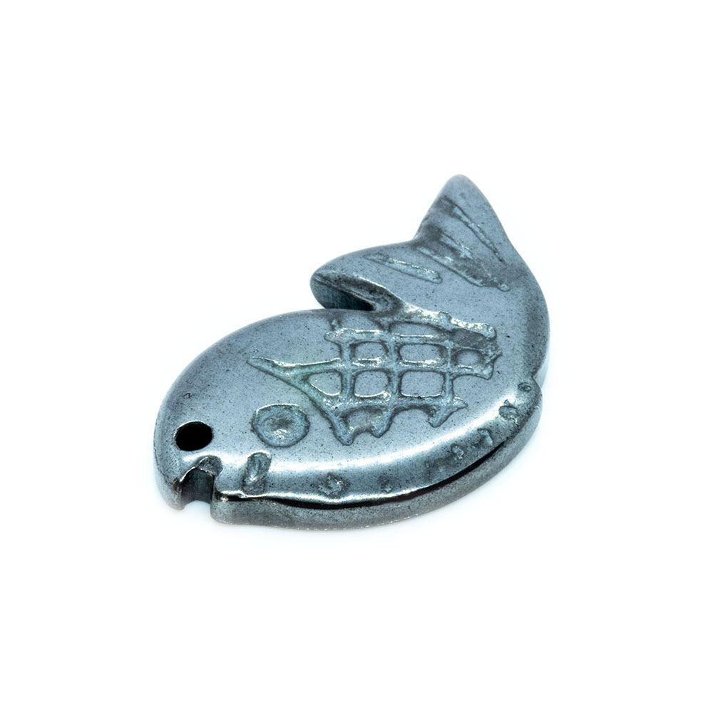Hemalyke Pendant - Large Fish