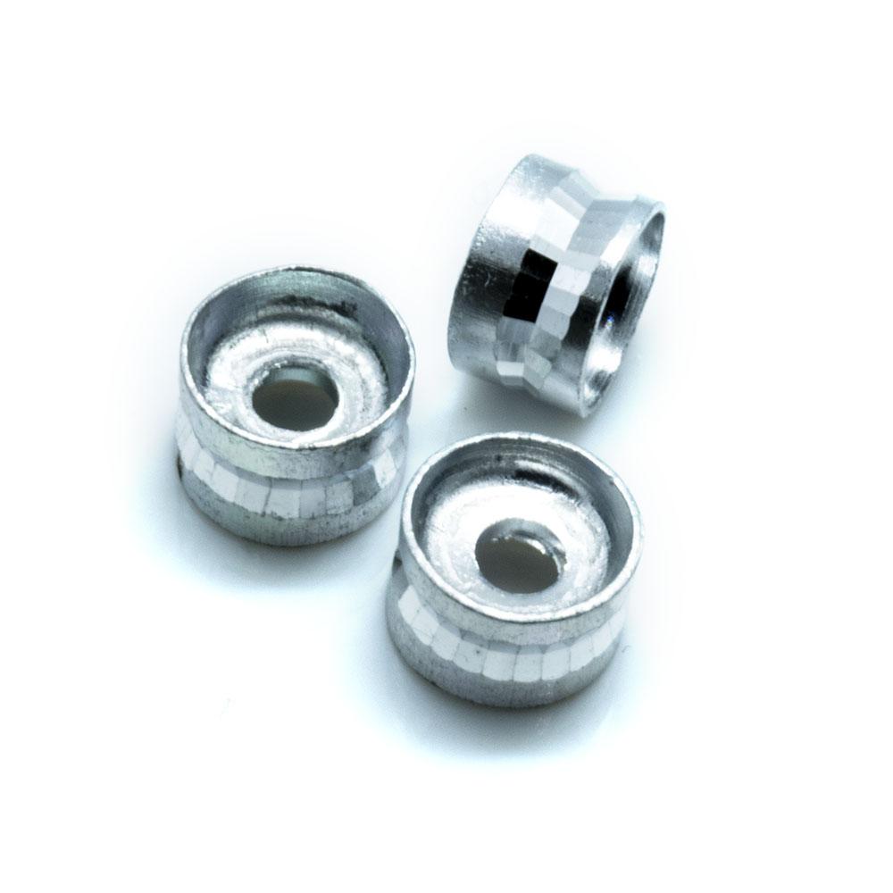 Aluminium Tube - 6x4mm - 10pc