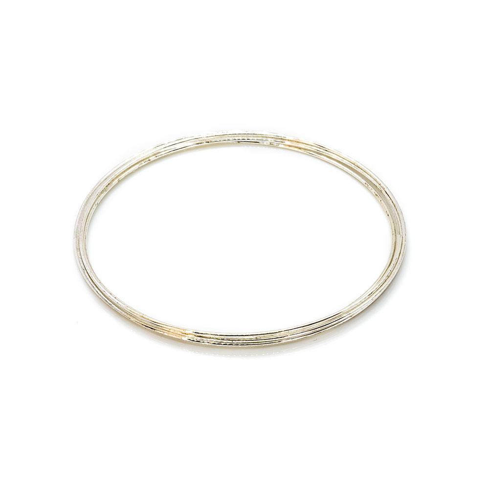 Memory Wire Bracelet - 5 loops