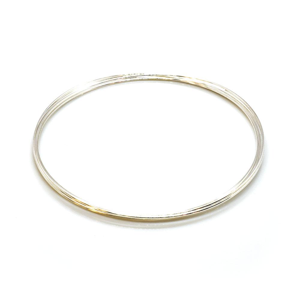 Memory Wire Bracelet - 5.7cm - 5 loops