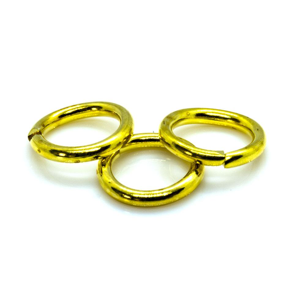 Jump Ring - 5.5mm round - 20 gauge - 10pc