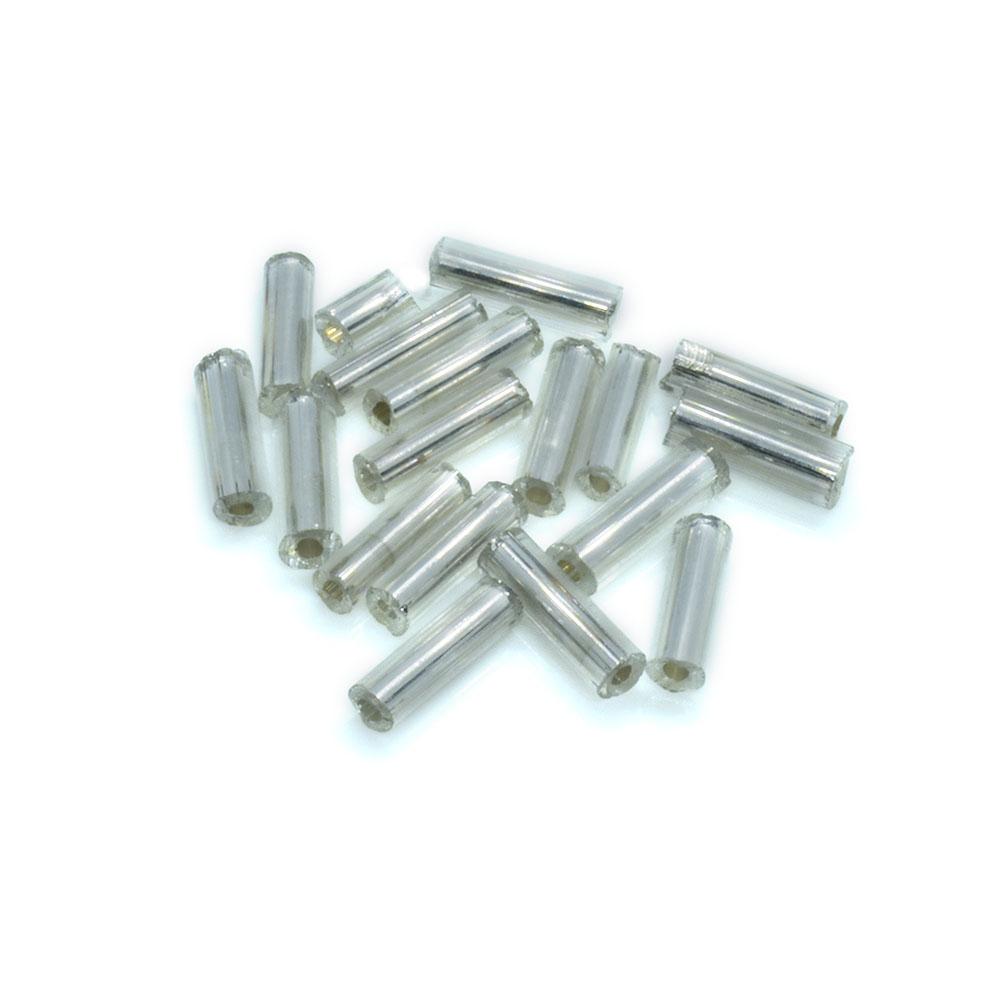 Bugle Beads - 6.35mm - 10g