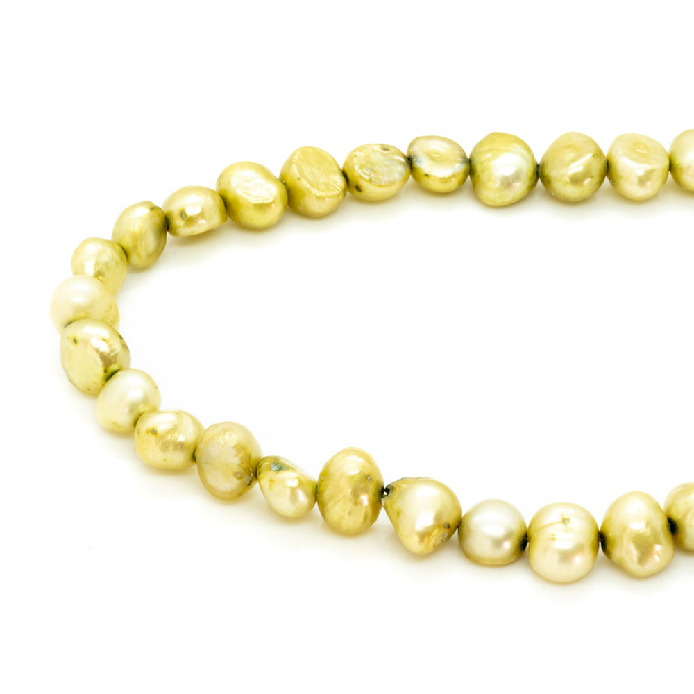Freshwater Pearls B Grade - 5-6mm - 35cm strand