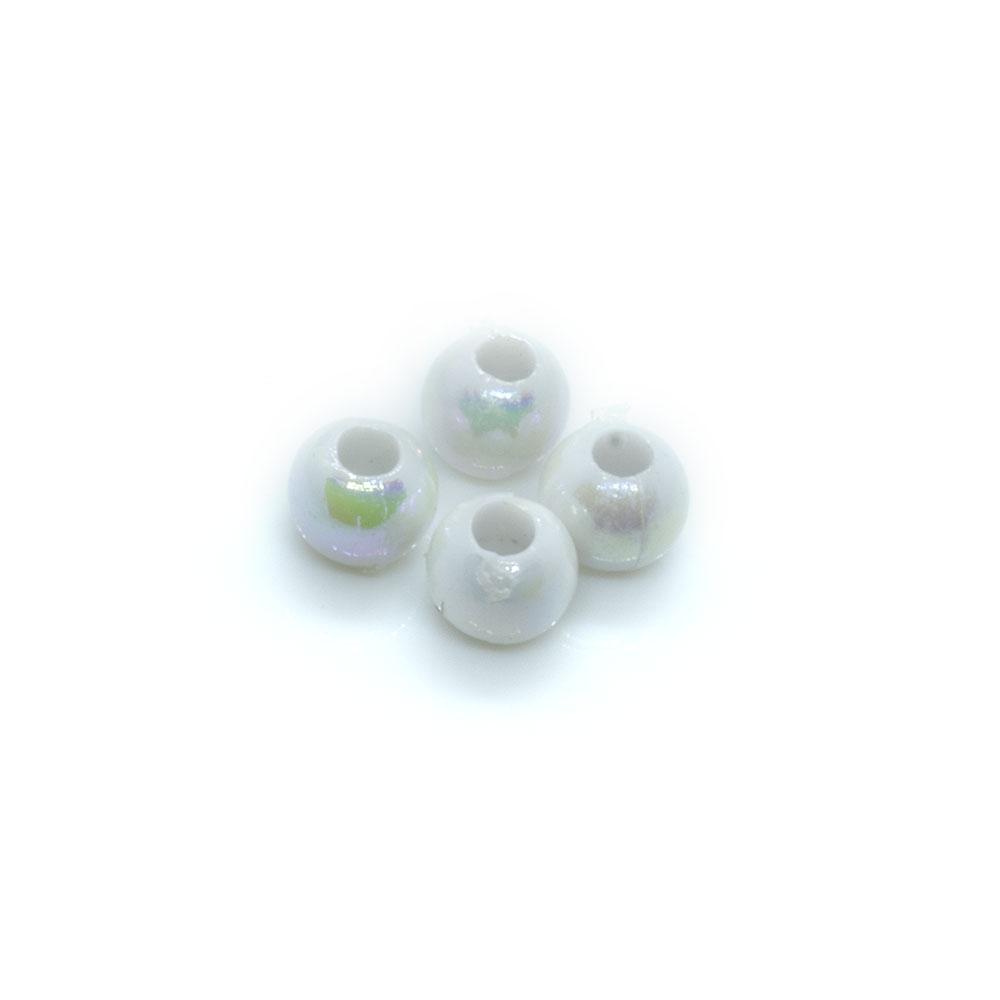 Vacuum Beads  4mm